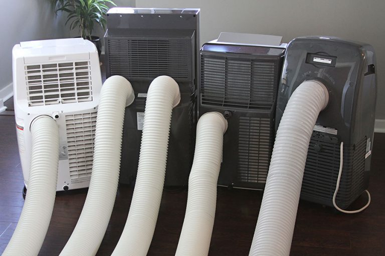 many portable air conditioner