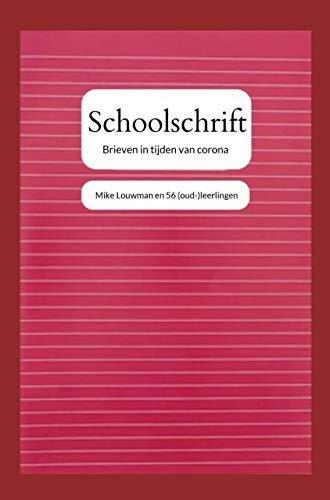 Schoolschrift: Brieven in tijden van corona