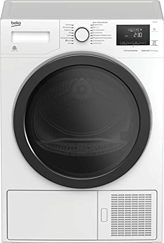Beko DE744RX1 tumble dryer Freestanding Front-load White 7 kg A++ - Beko DE744RX1, Freestanding, Front-load, Heat pump, White, Buttons, Rotary, Right